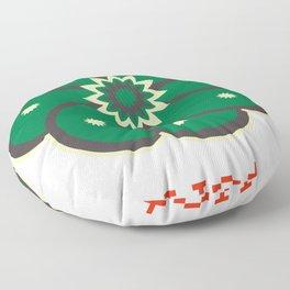 Peyote Cactus Floor Pillow