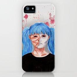 I Had No Choice iPhone Case