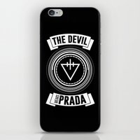 logo iPhone & iPod Skins featuring Logo by Ferry M. Putra