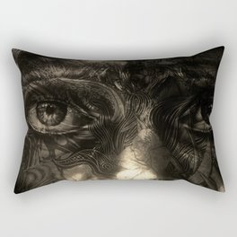 Have Faith Rectangular Pillow