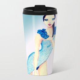 fascinating girl Travel Mug