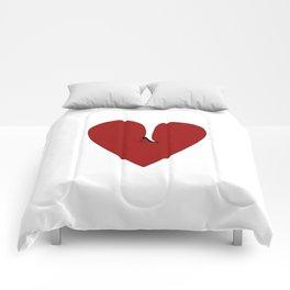 Heel my heart Comforters