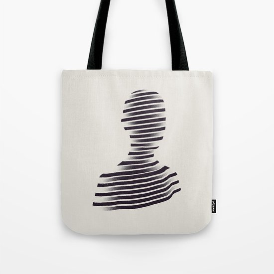 The Prisonner Tote Bag
