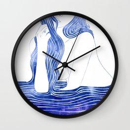 Nereid XV Wall Clock