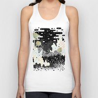 trippy Tank Tops featuring Into the Unknown... by LordofMasks