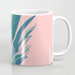 Blush Pineapple Dream #3 #tropical #fruit #decor #art #society6 Coffee Mug