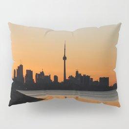 Toronto Sunrise Pillow Sham