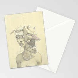two face Stationery Cards