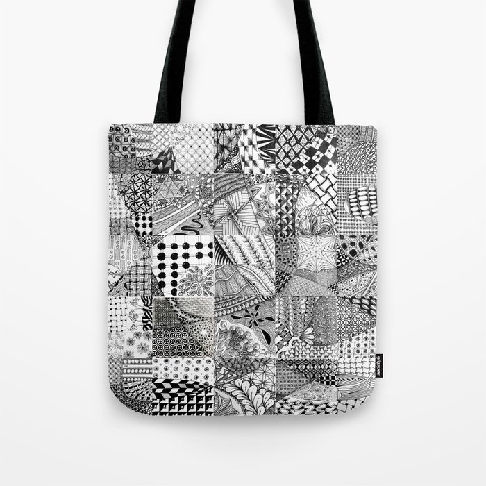 Collaboration Test Tote Bag