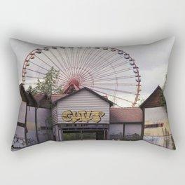 Sleeping Giant Rectangular Pillow