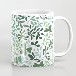 green Coffee Mug