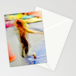 Kinetic Youth Stationery Cards