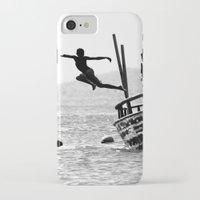 dancing iPhone & iPod Cases featuring Dancing by Eliel Freitas Jr