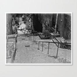 P-laroid Land Camera 110B Photo 09 Canvas Print