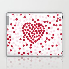 giving hearts giving hope: dots Laptop & iPad Skin