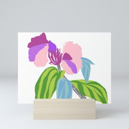 Rosita a colore Mini Art Print
