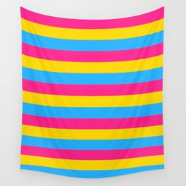 Pansexual Pride Wall Tapestry