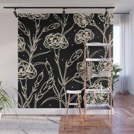 Carnation Wall Mural