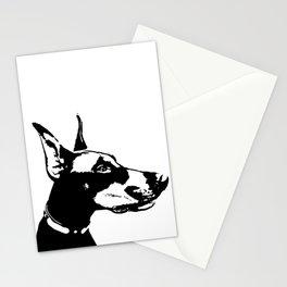 Doberman Pincher Dog Gifts Stationery Cards