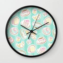 Café Paris Wall Clock