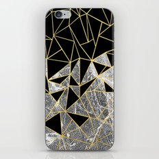 Marble Ab iPhone & iPod Skin