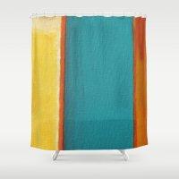 inception Shower Curtains featuring Triple Jump by Fernando Vieira