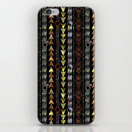 Abstract ethnic pattern. iPhone Skin