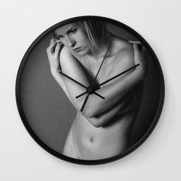 Art Nude Photography NO.5 Wall Clock