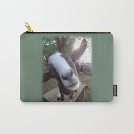 Goat Barnyard Farm Animal Carry-All Pouch