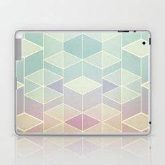 Upsidedown V Laptop & iPad Skin