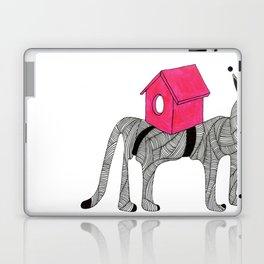 Cat-Snail Laptop & iPad Skin