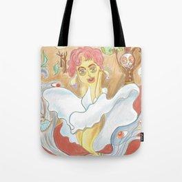 Ill Wind Tote Bag