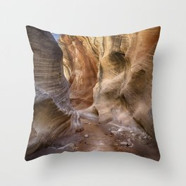 Willis Creek Throw Pillow