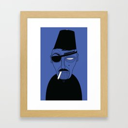 Largo Framed Art Print