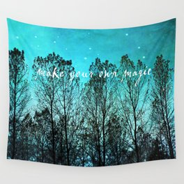 make your own magic Wall Tapestry