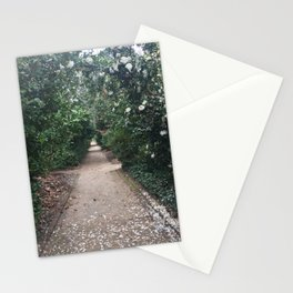 Enchanted Walkway Stationery Cards