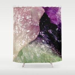 Let's Get Spiritual Shower Curtain