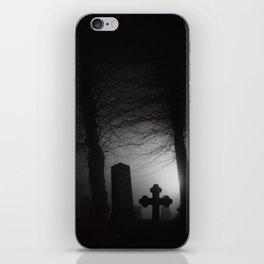 Where spirits wander iPhone Skin