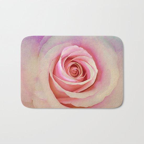 Romantic rose(8) Bath Mat
