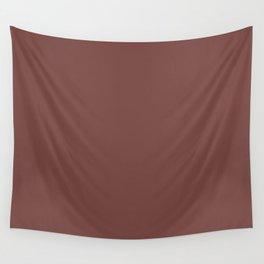 Tread Lightly ~ Reddish-Brown Wall Tapestry