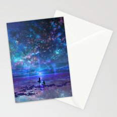Ocean, Stars, Sky, and You Stationery Cards