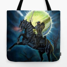 Heavy Metal Knights Tote Bag