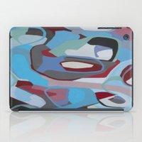 coke iPad Cases featuring Cherry Coke by MadisonBlochArt