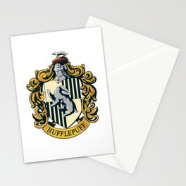 Hufflepuff Stationery Cards