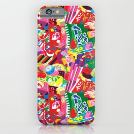 Japanese Candy iPhone Case