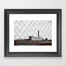 Over the Mills Framed Art Print