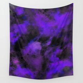 The blue saturation Wall Tapestry