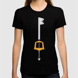 Kingdom Key (Kingdom Hearts) Postcard T-shirt
