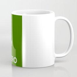 Keep Calm and Be a Superhero Coffee Mug