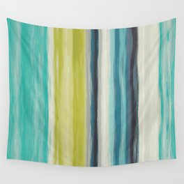 Striped seamless pattern Wall Tapestry